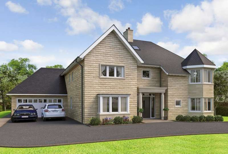 5 Bedrooms Detached House for sale in Fulwith Mill Lane, Harrogate, North Yorkshire