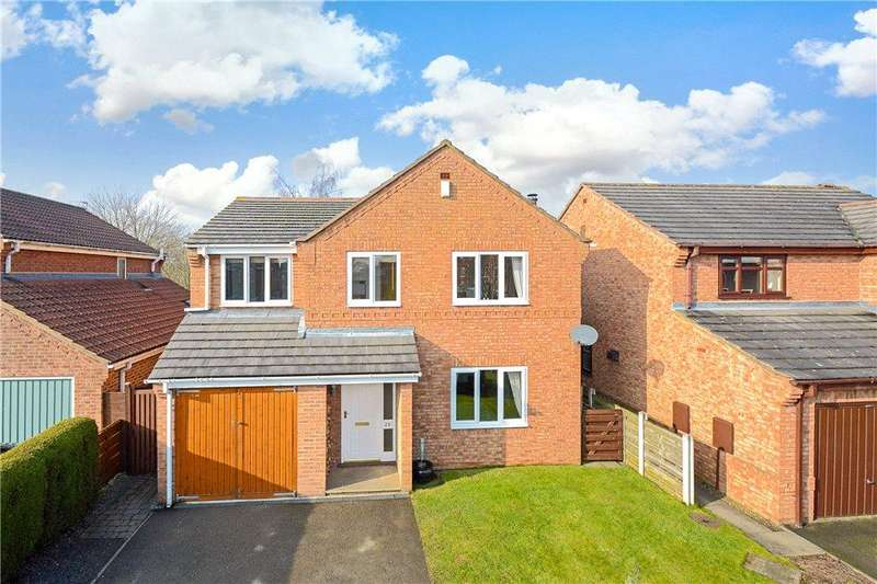 5 Bedrooms Detached House for sale in Kendal Gardens, Tockwith, York, North Yorkshire