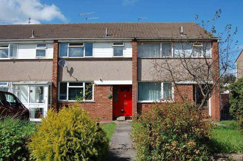 3 Bedrooms Terraced House for sale in Long Ashton