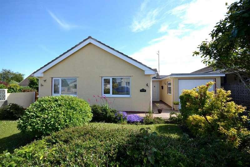 3 Bedrooms Detached Bungalow for sale in Imble Close, Pembroke Dock