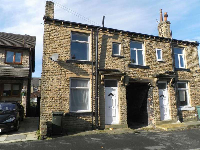 1 Bedroom Terraced House for sale in John Street, off Tong Street, BD4 0PS