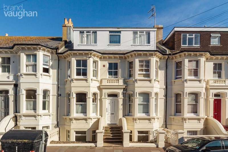 2 Bedrooms Flat for sale in Seafield Road, Hove, BN3