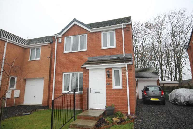 3 Bedrooms Detached House for sale in Oakley Manor, West Auckland, Bishop Auckland
