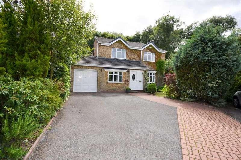 4 Bedrooms Detached House for sale in Meadow Drive, East Herrington, Sunderland