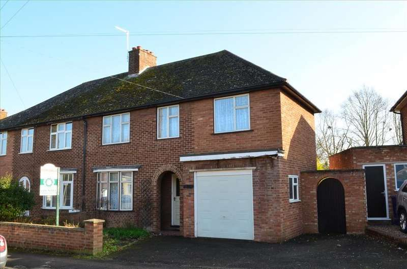 4 Bedrooms Semi Detached House for sale in Victoria Crescent, ROYSTON, SG8