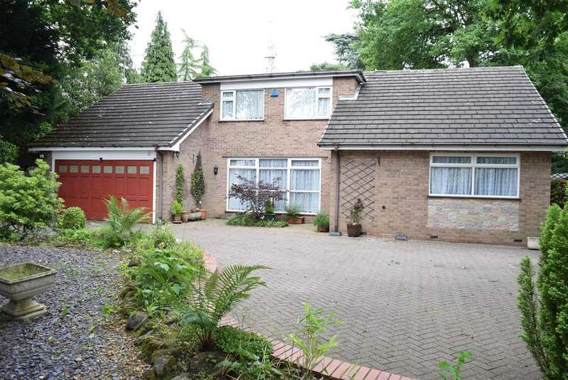 4 Bedrooms Detached Bungalow for sale in Lindhurst Lane, Mansfield