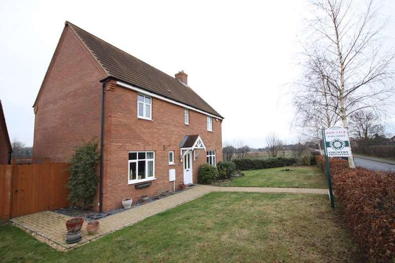 4 Bedrooms Detached House for sale in Clifton Fields, Clifton, Shefford, SG17