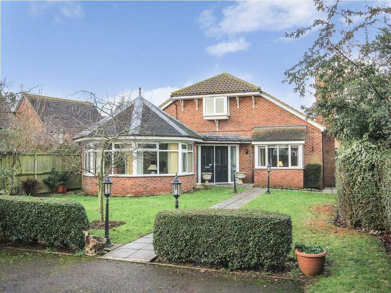 5 Bedrooms Detached House for sale in Dunstable Road, Toddington, Dunstable, LU5