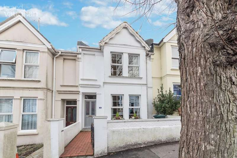 4 Bedrooms Terraced House for sale in Bernard Road, Brighton, BN2