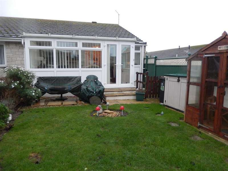 2 Bedrooms Bungalow for sale in Tobys Close, Portland