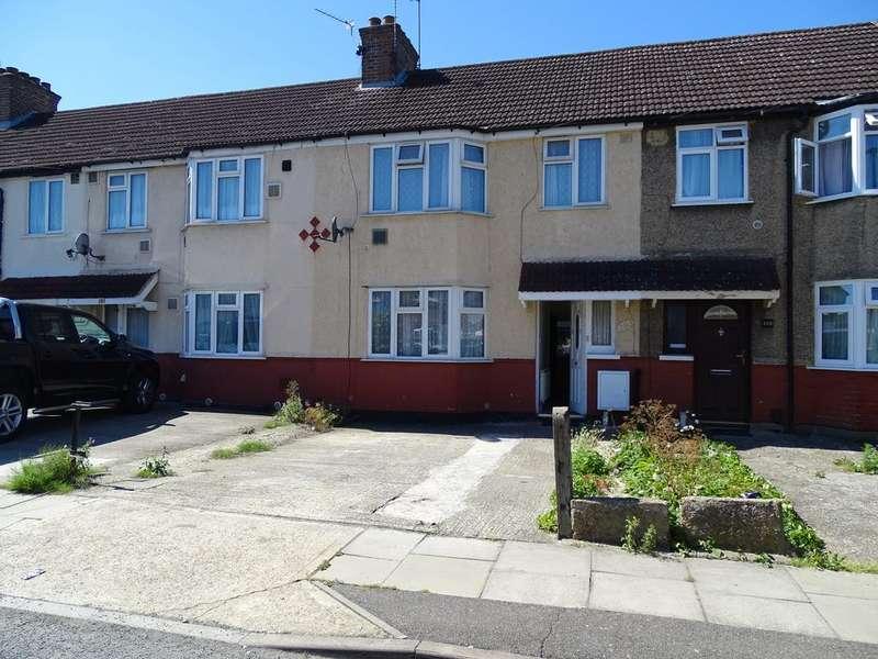 3 Bedrooms Terraced House for sale in Waye Avenue, Hounslow