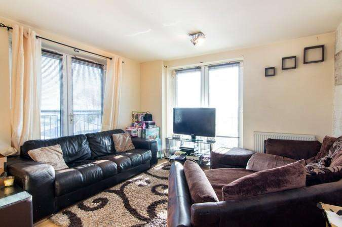 2 Bedrooms Flat for sale in Caldon House, Waxlow Way, Northolt