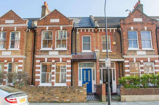 3 Bedrooms House for sale in Filmer Road, Fulham