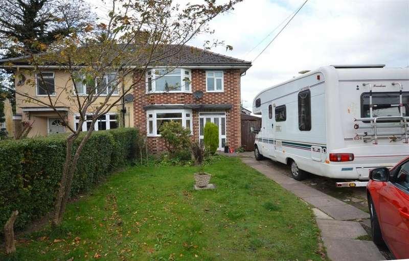3 Bedrooms Semi Detached House for sale in Crewe Road, Haslington
