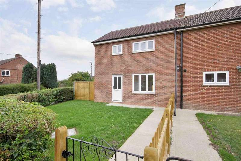 2 Bedrooms End Of Terrace House for sale in The Knowlings, Whitchurch
