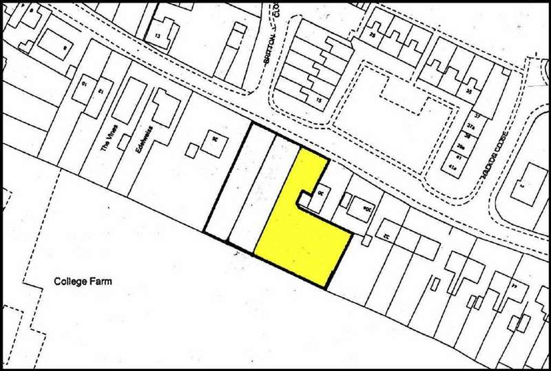 Land Commercial for sale in Meredyke Road, Luddington, North Lincs