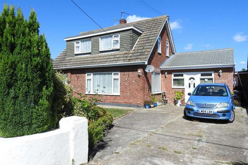 3 Bedrooms Detached House for sale in Wembley Avenue, Mayland