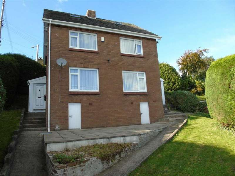 3 Bedrooms Detached House for sale in Cedar Roofs, Pleasant View, Llanelli