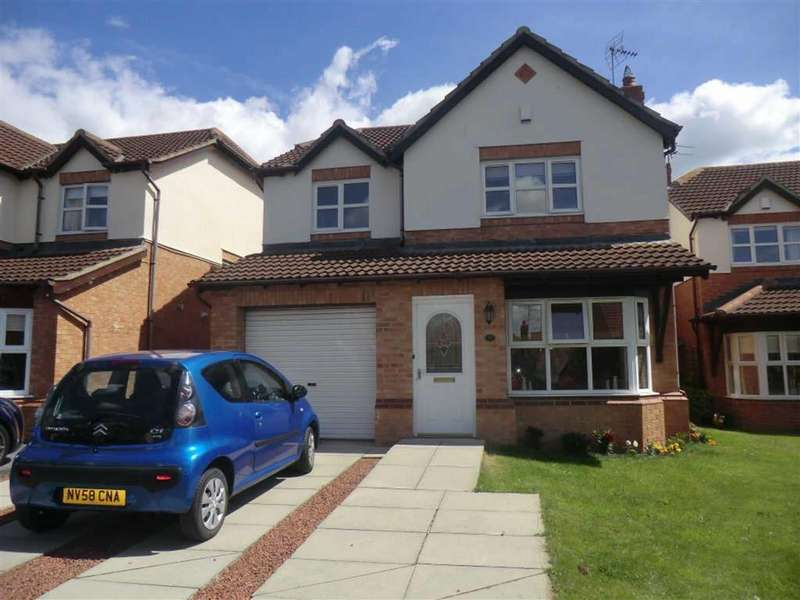 3 Bedrooms Detached House for sale in 6, Millwood, Chilton