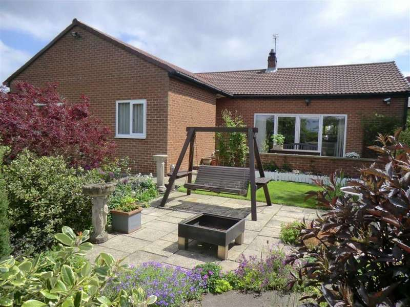3 Bedrooms Detached Bungalow for sale in North View Bungalow, Main Street, Ferryhill
