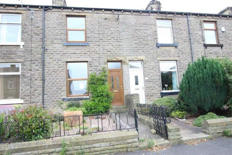 2 Bedrooms Terraced House for sale in Pyenot Hall Lane, CLECKHEATON, West Yorkshire