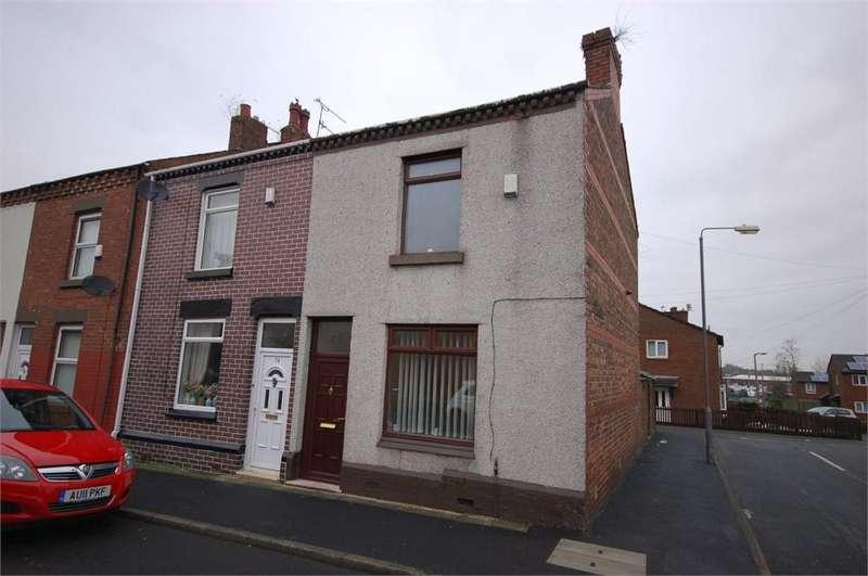 2 Bedrooms End Of Terrace House for sale in Pigot Street, Newtown, St Helens, Merseyside