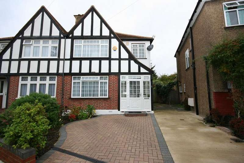 3 Bedrooms Semi Detached House for sale in Arnside Gardens, South Kenton HA9