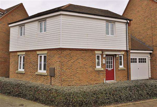 3 Bedrooms Link Detached House for sale in Ashford, TN23