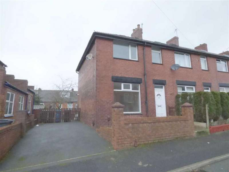 2 Bedrooms End Of Terrace House for sale in Oaklands Road, Royton, Oldham, OL2