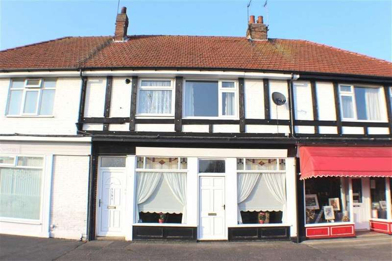 2 Bedrooms Maisonette Flat for sale in Queensgate, Bridlington, East Yorkshire