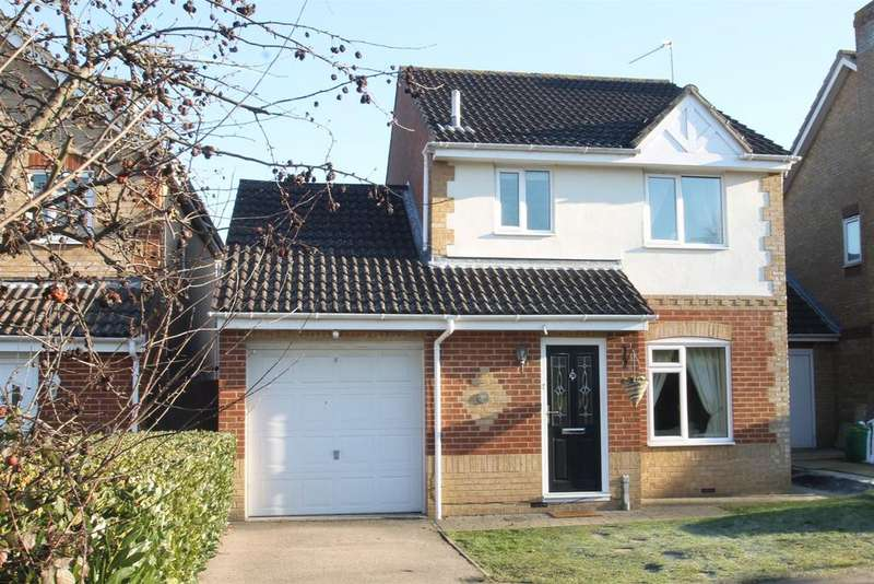 3 Bedrooms Detached House for sale in Juniper Close, Maidstone