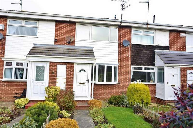 2 Bedrooms Terraced House for sale in Skipsea View, Ryhope, Sunderland, SR2