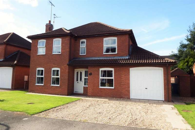 4 Bedrooms Detached House for sale in Thorne Way, Kirton, Boston