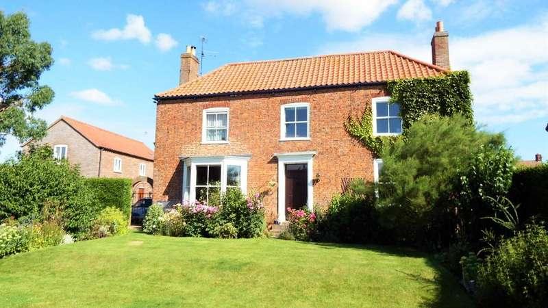 5 Bedrooms Detached House for sale in Frithville Road, Sibsey, Boston