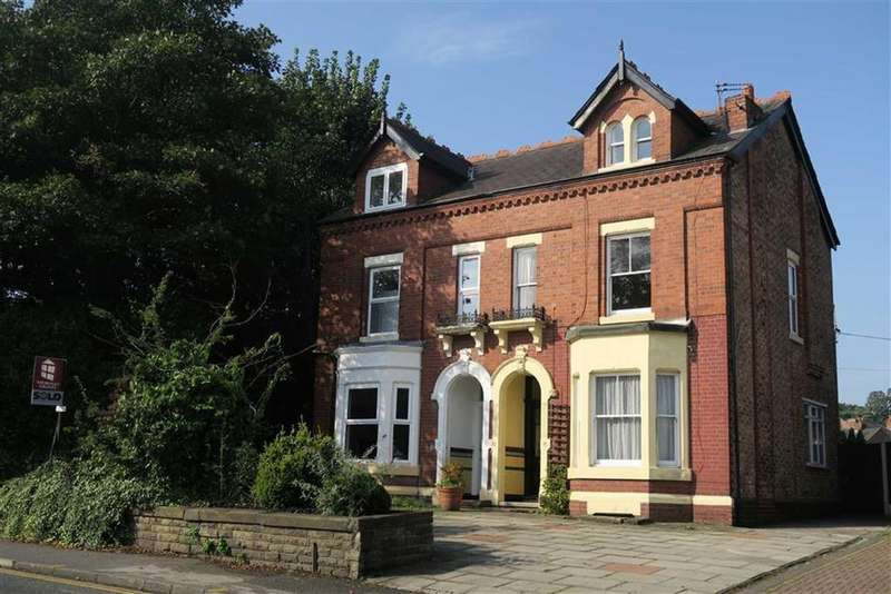 5 Bedrooms Semi Detached House for sale in Manchester Road, Altrincham, Cheshire, WA14
