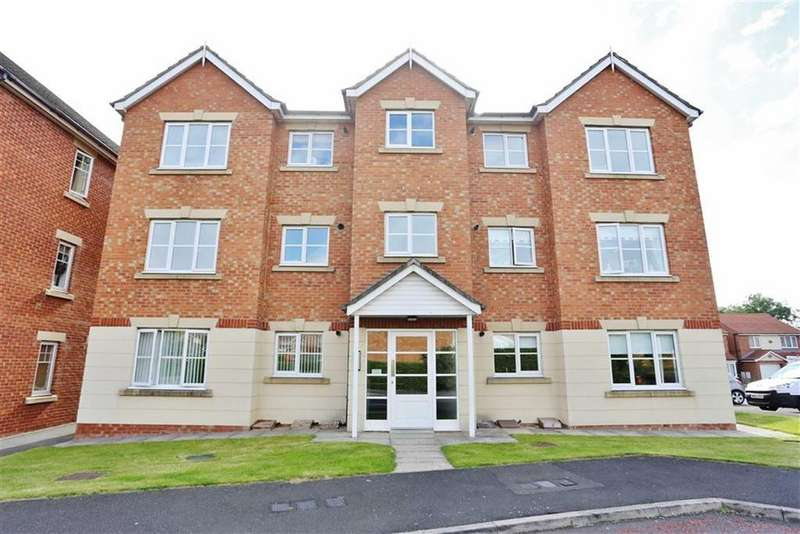 2 Bedrooms Apartment Flat for sale in Sutherland Drive, The Broadway, Sunderland, SR4