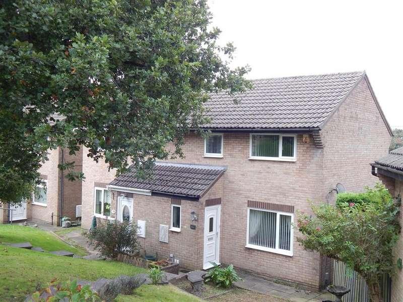 3 Bedrooms Semi Detached House for sale in Radnor Drive, Ynystawe, Swansea