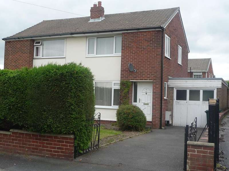 3 Bedrooms Semi Detached House for sale in Burnside Close