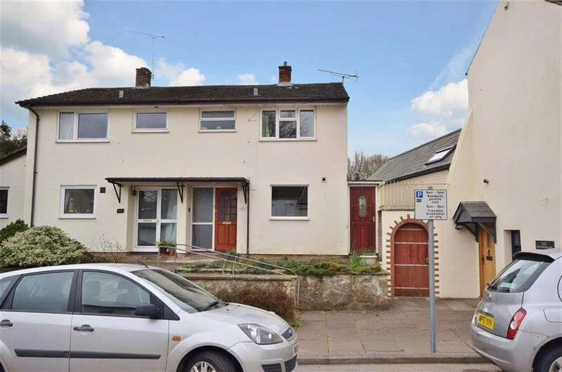 2 Bedrooms Semi Detached House for sale in Old Dixton Road, Monmouth, Monmouthshire