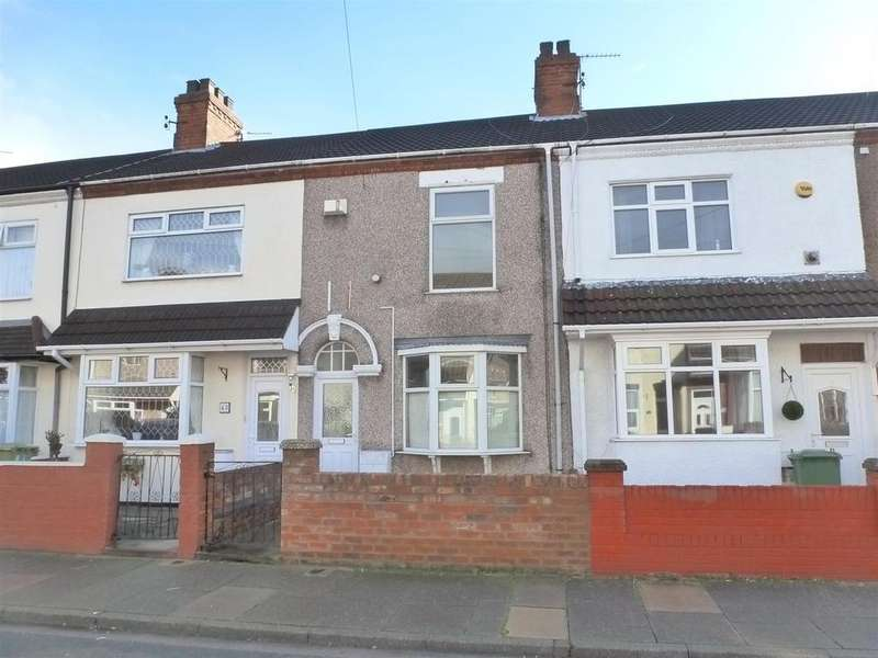 3 Bedrooms Terraced House for sale in Tiverton Street, Cleethorpes