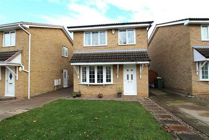 3 Bedrooms Detached House for sale in Eskdale Close, Yarm, Cleveland