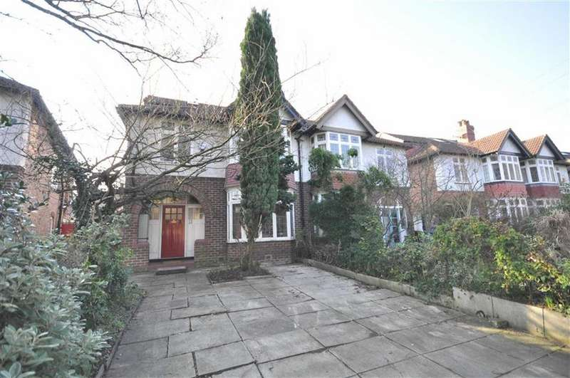 4 Bedrooms Semi Detached House for sale in Palatine Crescent, Didsbury, Manchester, M20
