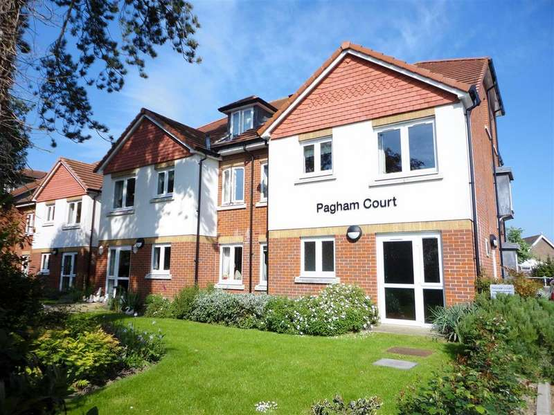 1 Bedroom Retirement Property for sale in Hawthorn Road, Aldwick