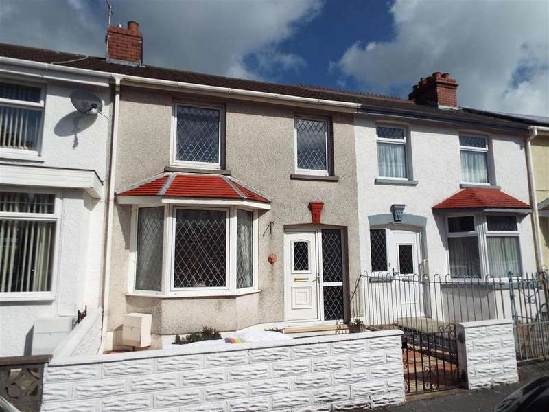 2 Bedrooms Terraced House for sale in Coronation Road, Llanelli
