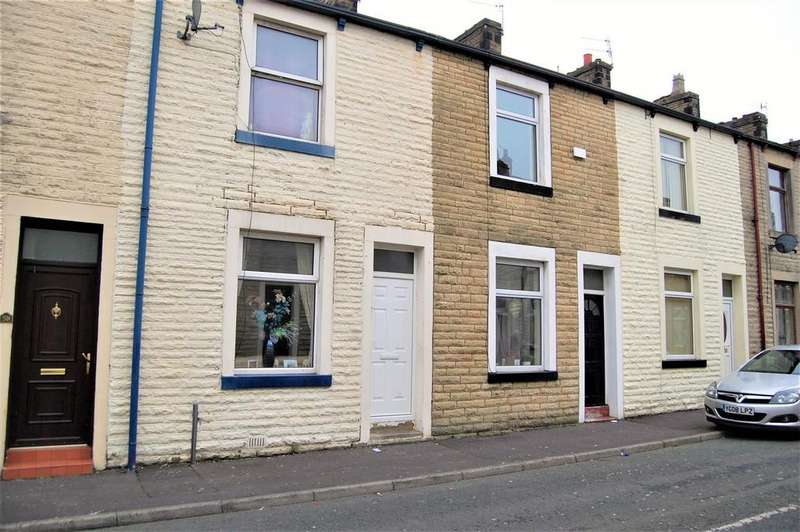 2 Bedrooms Terraced House for sale in Fraser Street, Burnley