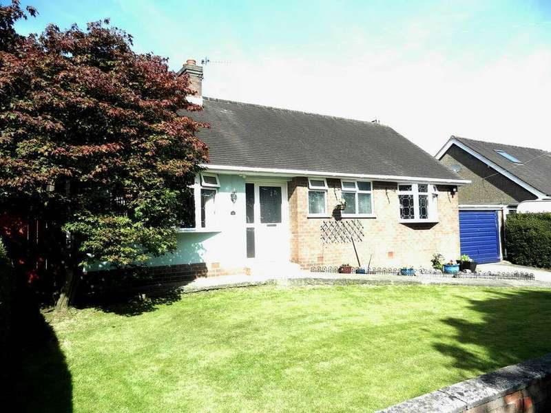 3 Bedrooms Detached Bungalow for sale in Coedpoeth