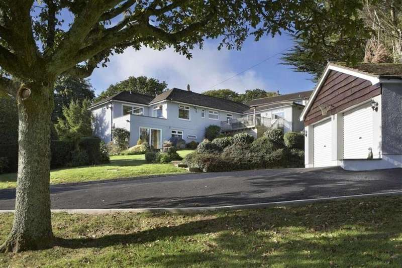 5 Bedrooms Detached House for sale in Sladnor Park Road, Maidencombe, Torquay, Devon, TQ1