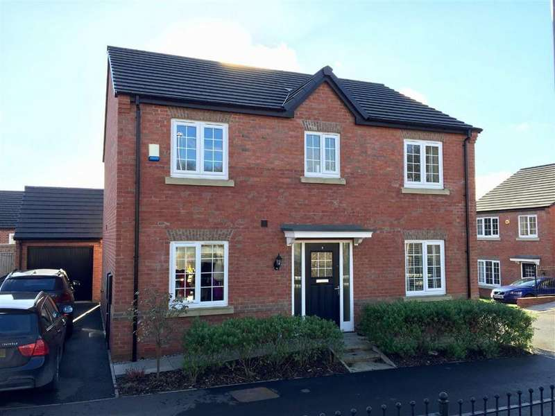 4 Bedrooms Detached House for sale in Burn Close, Leeds, West Yorkshire