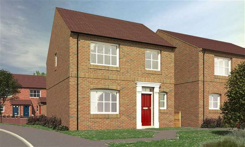 3 Bedrooms Detached House for sale in New Walk, Dawnay Park, Driffield, East Yorkshire