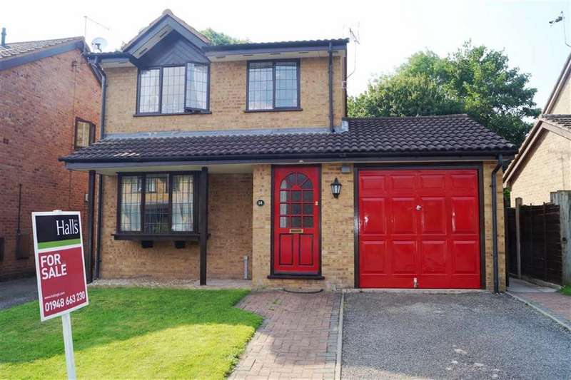 3 Bedrooms Detached House for sale in Beech Avenue, Whitchurch, SY13